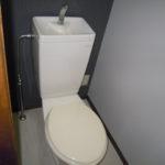 トイレもおしゃれな感じ