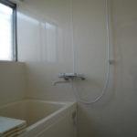 浴槽も新品(風呂)